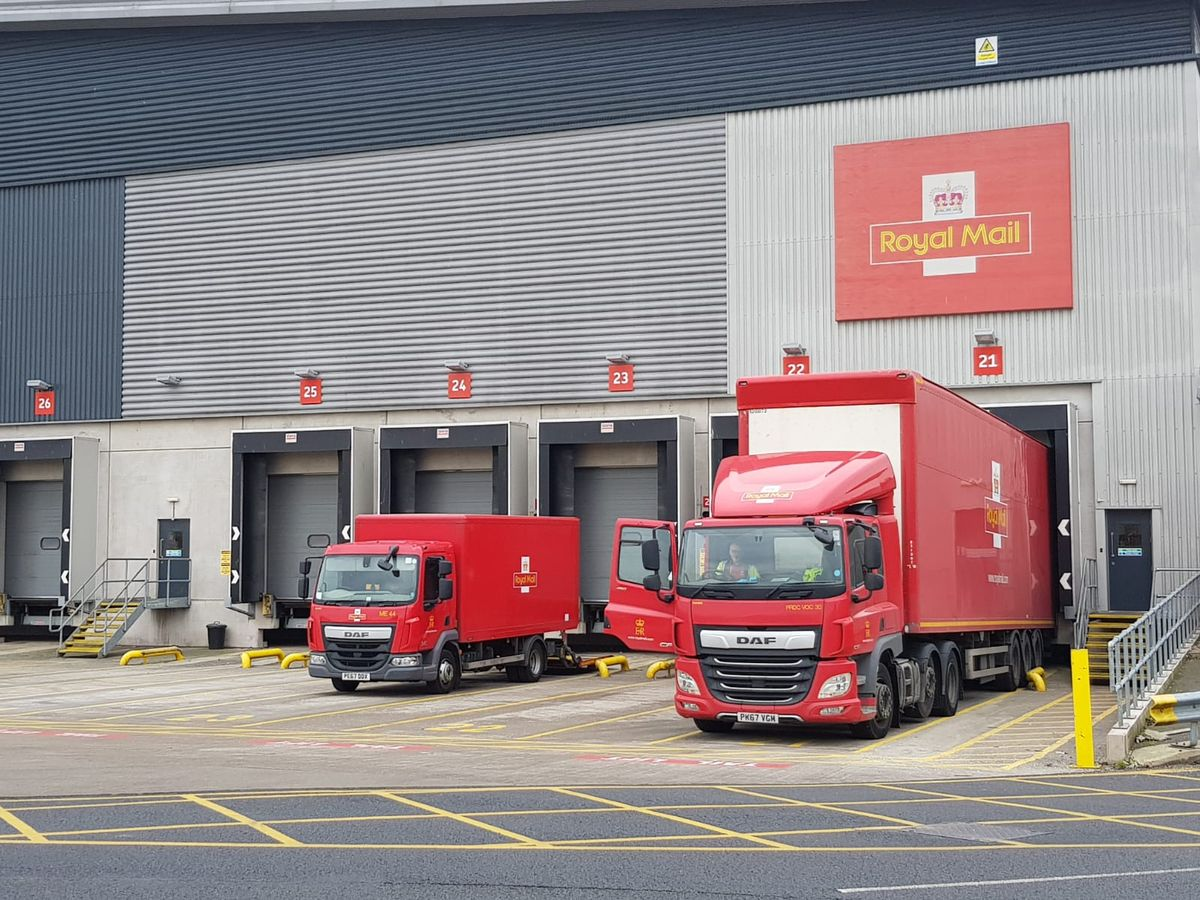 Pointbid Logistics Provide Support to Royal Mail