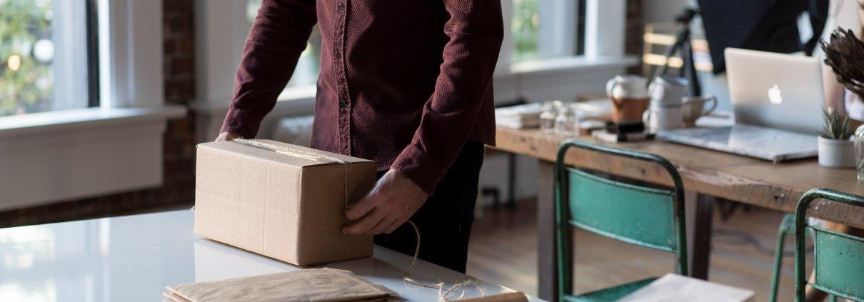 E-Commerce Order Fulfilment for the Small Business